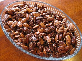 Candied Nuts Sweetened