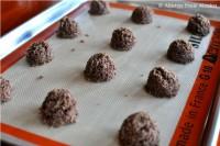 Sugar Free Chocolate Macaroons