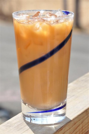 Dairy & Sugar Free Vanilla Iced Coffee