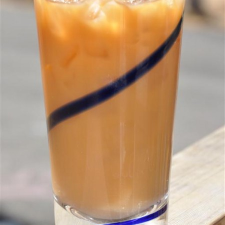 Dairy & Sugar Free Vanilla Iced Coffee