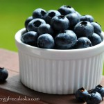 Blueberry Coconut Butter