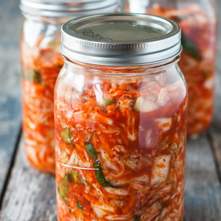 Gluten-Free, Paleo & GAPS Friendly Kimchi Recipe from Allergy Free Alaska
