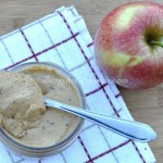 Refined Sugar Free Peanut Butter Spread with Chia Seeds (mock Jif)