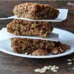 Grab & Go! Oatmeal Breakfast Bars