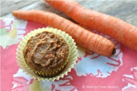 Delicious Paleo Carrot Cake Muffins