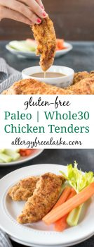 Paleo Chicken Tenders Pinterest Collate