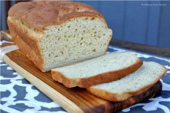 Gluten Free White Bread (Small)