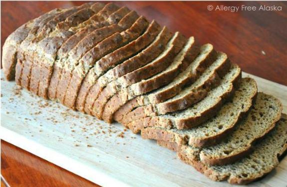 Gluten and Rice Free Multigrain Bread