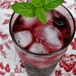 Cherry Vanilla Italian Soda (No sugar added)