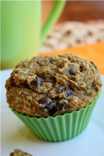 Pumpkin-Chocolate-Chip-Muffins (Medium)