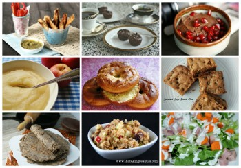 Gluten-Free Lunchbox Roundup: 40 Kid-Friendly & Allergy-Friendly Lunch Recipes