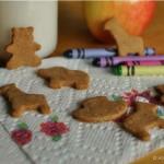 Paleo Animal Crackers