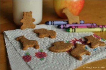 Paleo Animal Crackers