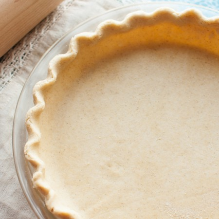Best Gluten Free Vegan Flaky Pie Crust recipe from Allergy Free Alaska. This crust is amazing!