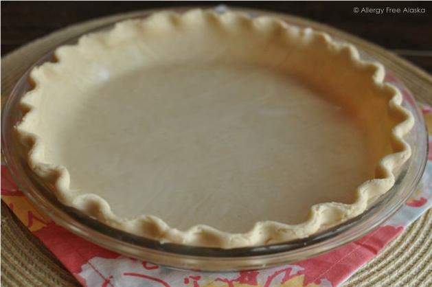 Best Gluten-Free Flaky Pie Crust Recipe