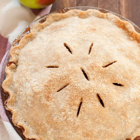 Gluten Free Vegan Apple Pie Recipe