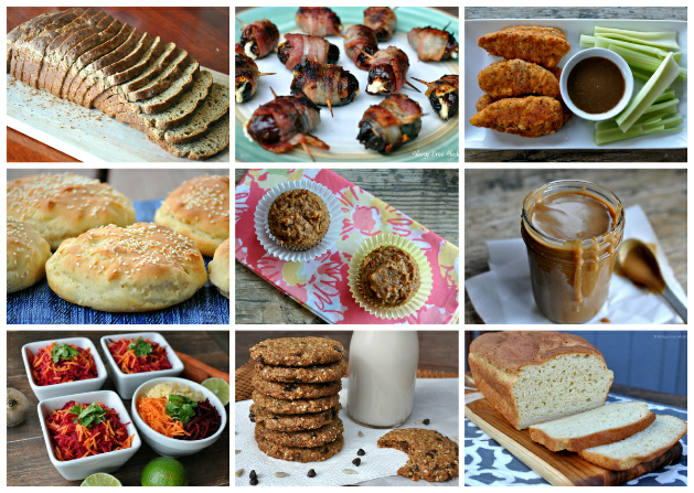 Top Recipes of 2013 Collage 629px