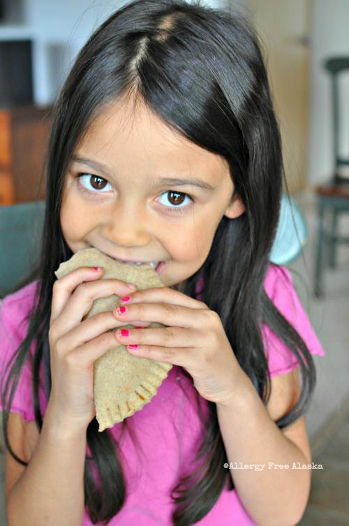 Allergy Free Alaska - Grain Free Pizza Pockets