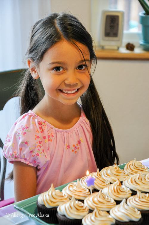 Allergy Free Alaska - Gluten Free Chocolate Cupcakes