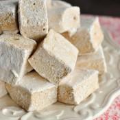Fluffy Corn-Free Marshmallows with Coconut Sugar