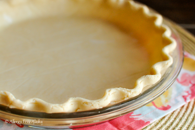 Best Gluten-Free Flaky Pie Crust (vegan) | Allergy Free Alaska