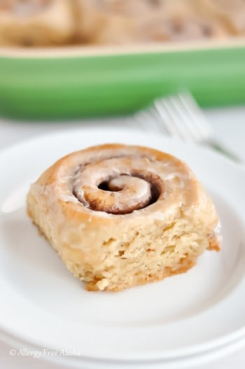 Perfect Gluten-Free Dairy-Free Cinnamon Rolls (and a cast-iron giveaway!)