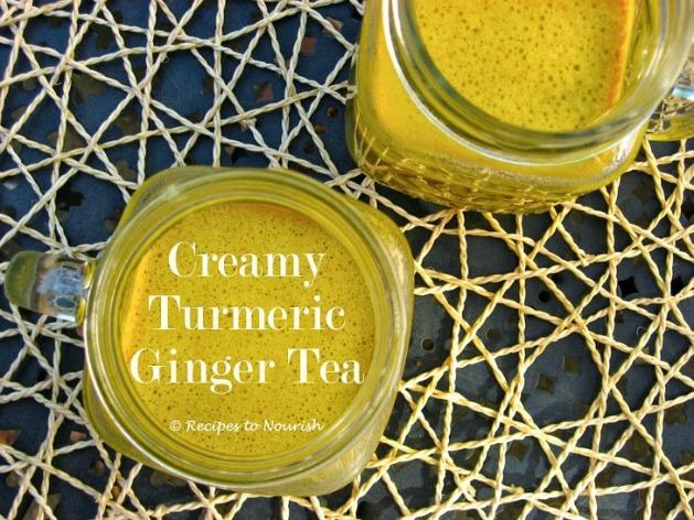 Creamy-Turmeric-Ginger-Tea