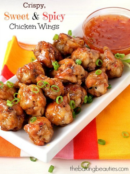 Sweet-and-Spicy-Chicken-Wings
