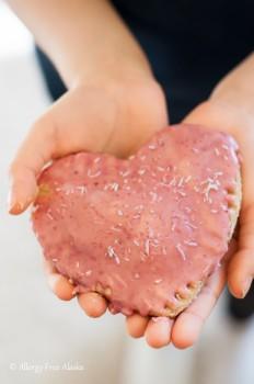 hand-held gluten free pop tart