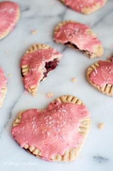 overhead gluten free pop tarts