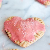 Gluten Free Vegan Strawberry Pop Tarts