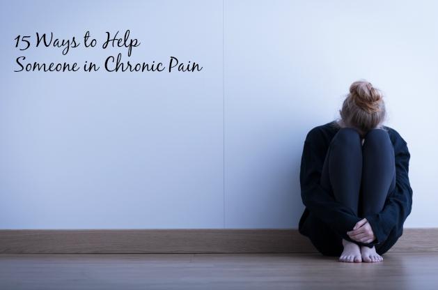 15 Ways to Help Someone in Chronic Pain - Allergy Free Alaska