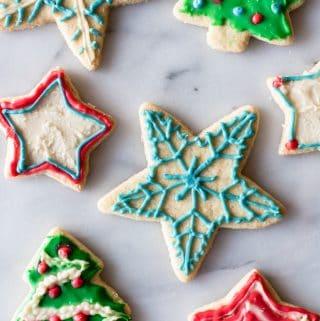 gluten free dairy free sugar cookies