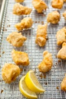 Gluten Free Beer Battered Halibut