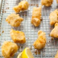Gluten Free Fish Batter