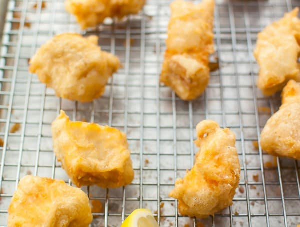 Gluten Free Cassava Flour Beer Battered Halibut Recipe - Allergy Free Alaksa