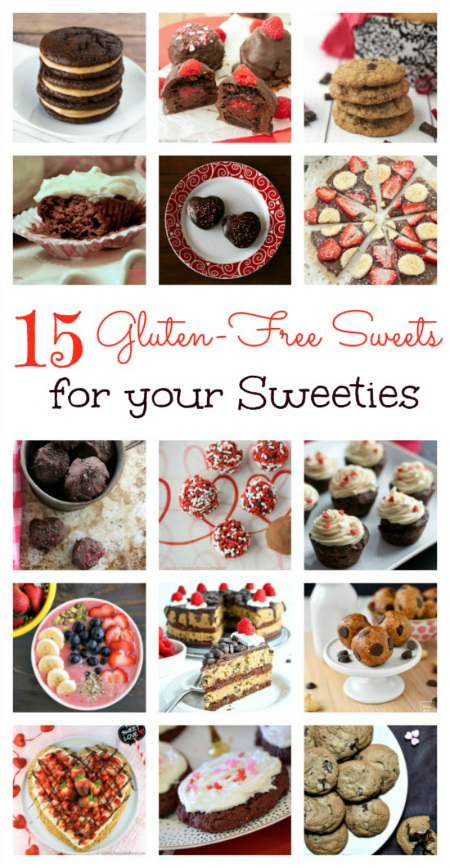 Sweets for Sweeties Gluten-free Recipes Collage 700
