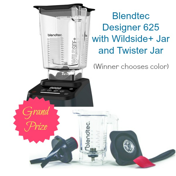 Blendtec Package Grand Prize March Muffin Madness