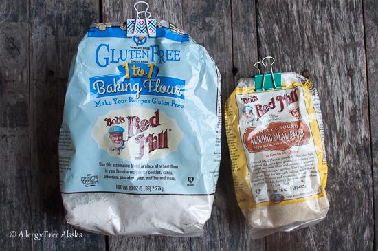 Bob's Red Mill Gluten-Free Flours