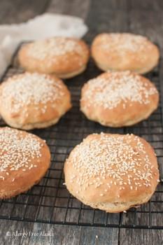 Gluten Free Hamburger Buns Recipe
