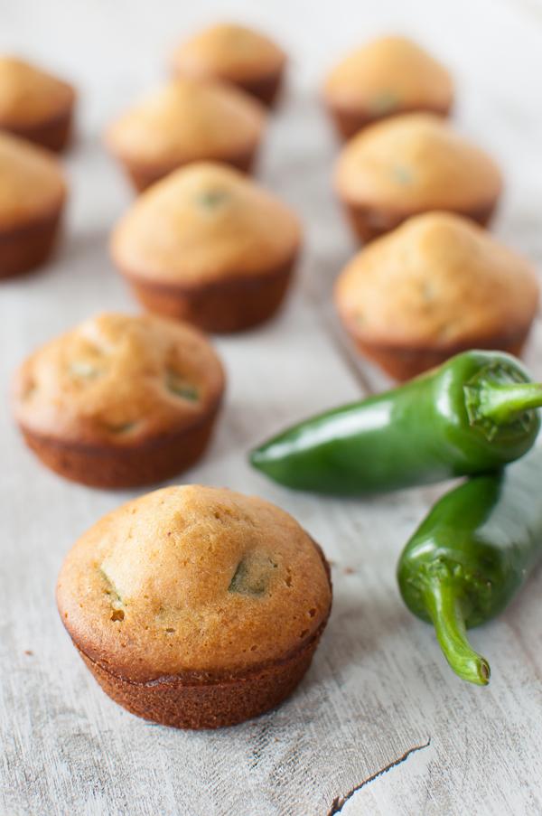 No Corn Jalapeno Cornbread Muffins Recipe {Gluten Free} - Allergy Free Alaska