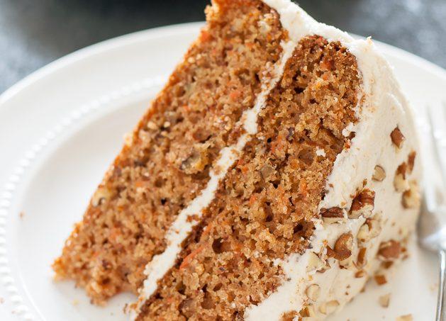 Gluten-Free Dairy-Free Decadent Carrot Cake Recipe from Allergy Free Alaska
