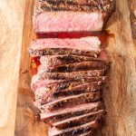 Gluten Free Grilled and Marinated London Broil