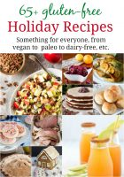 65+ Best Gluten Free Holiday Recipes