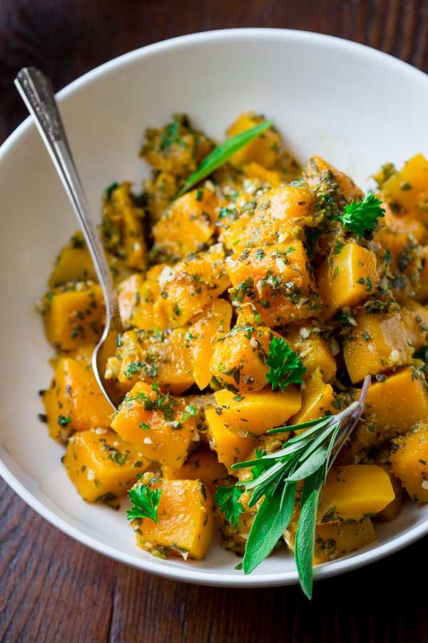 garlic-herb-butternut-squash