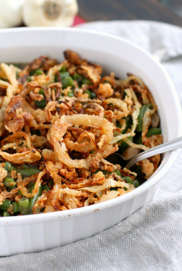 vegan-green-bean-casserole