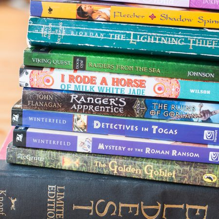 Clean Reads for Tweens (ages 11-13)