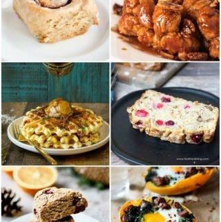 Delicious Gluten Free Christmas Brunch Recipes