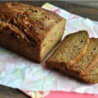 Zucchini Apple Bread or Muffins