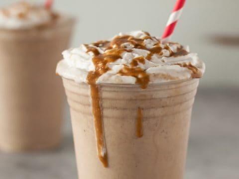 Vegan Salted Caramel Frappuccino Allergy Free Alaska
